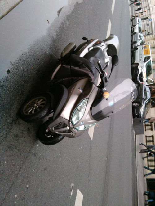 PIAGGIO MP3 300 LT BUSINESS SPORT