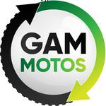 Logo GAM MOTOS